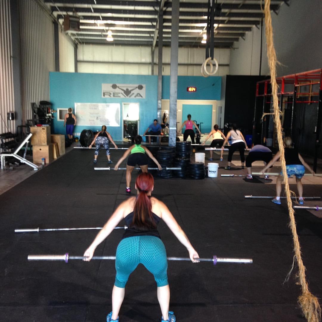 Olympic Lifting Gym